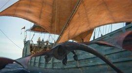 Un orgulloso dragón sobrevuela el trailer de la tercera temporada de 'Juego de Tronos'