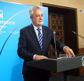"""Griñán: El FLA establece """"condiciones de usura"""""""