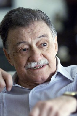 Poeta y novelista uruguayo Mario Benedetti