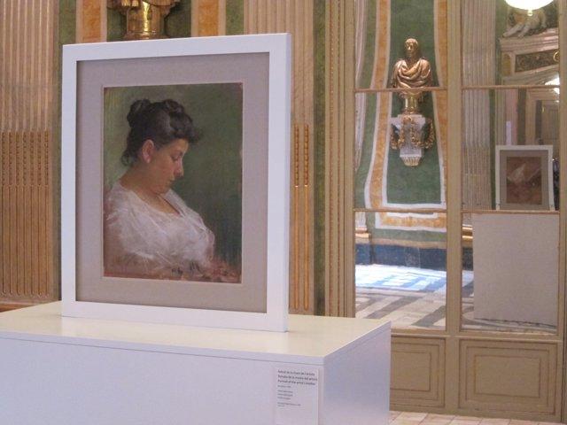 El anverso y reverso de 'Retrato de la madre del artista' de Pablo Picasso