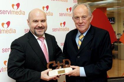 El CERMI entrega a Fundación Universia el Premio CERMI.es 2012 en la categoría de Mejor Acción Social y Cultural