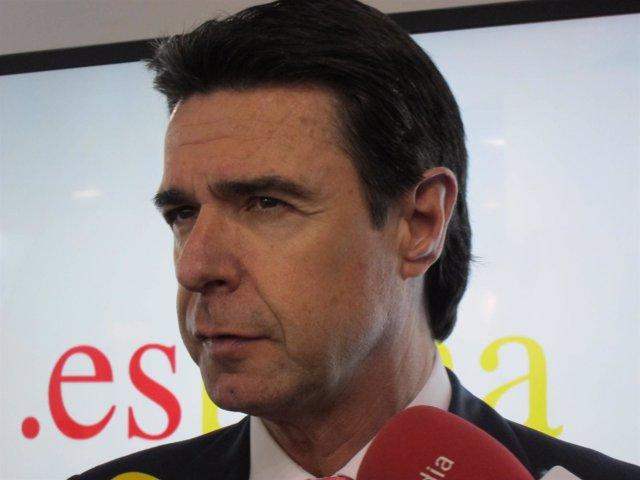 El ministro de Industria, Turismo y Comercio, José Manuel Soria