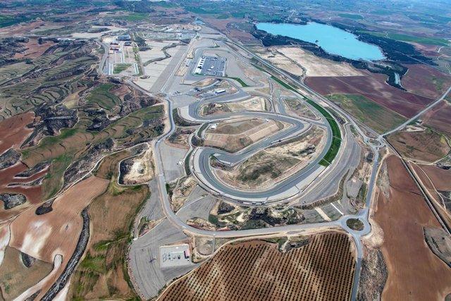 Circuito Alcañiz : El circuito de velocidad de motorland genera un impacto económico de