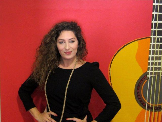 Estrella Morente en el Palau de la Música de Valencia