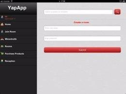 Aplicación YapApp presentada en el MWC 13