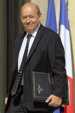 Jean Yves Le Drian
