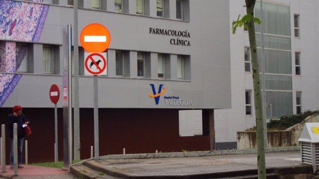 Hospital Valdecilla, Famarcología