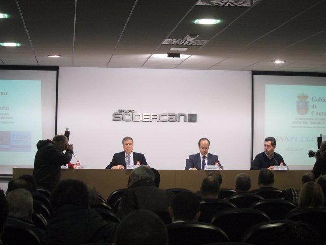 Jornada de presentación del Plan Innpulsa en Sodercan