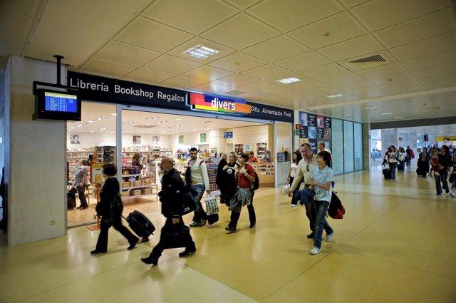 Pasajeros Aeropuerto de Girona