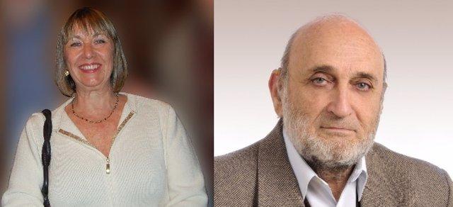Rosa Solbes y Albert Sánchez-Pantoja