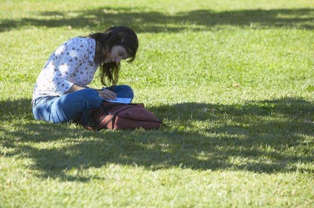Estudiante en la Universidad de Alicante
