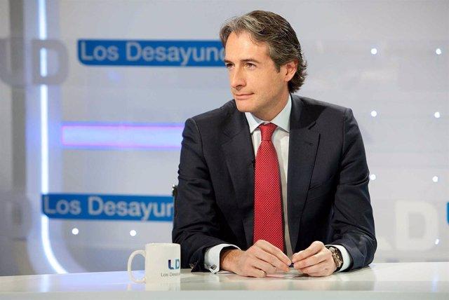 Presidente de la FEMP y alcalde de Santander, Íñigo de la Serna