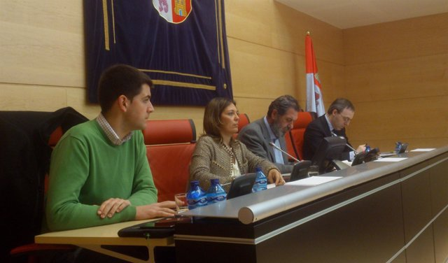 Comparecencia de Milagros Marcos en Comisión en las Cortes regionales