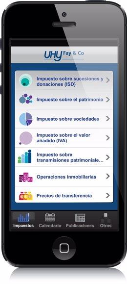 Imagen de la aplicación TaxSpain.