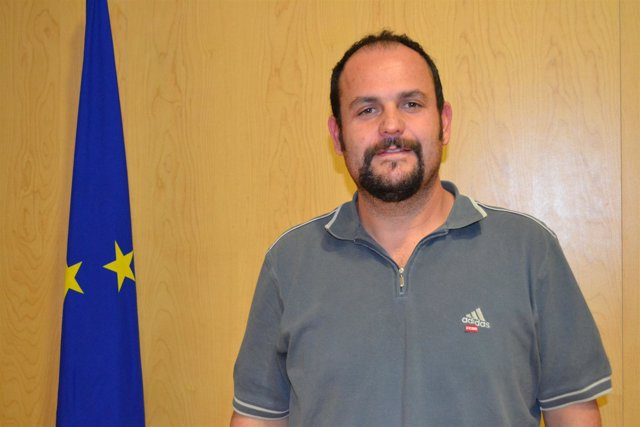 El profesor  del departamento de Matemática Aplicada de la UPCT, Sergio Amat