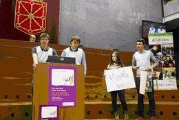 Una edición de la Semana de Acción Mundial por la Educación.