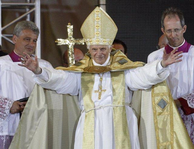Benedicto XVI En La JMJ