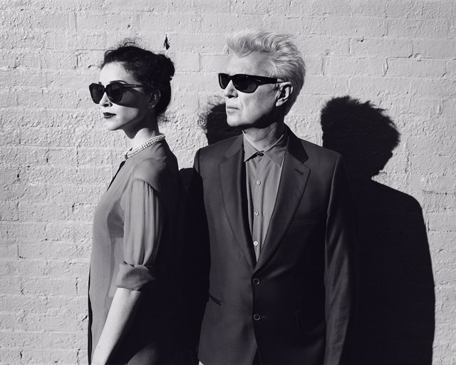 David Byrne y St. Vincent