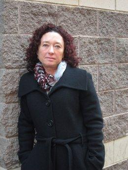 La escritora Maite Carranza