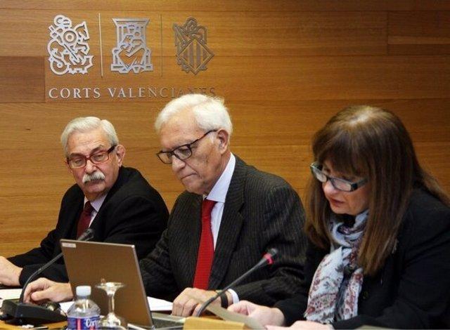 Comisión de Economía, Hacienda y Presupuestos de las Corts