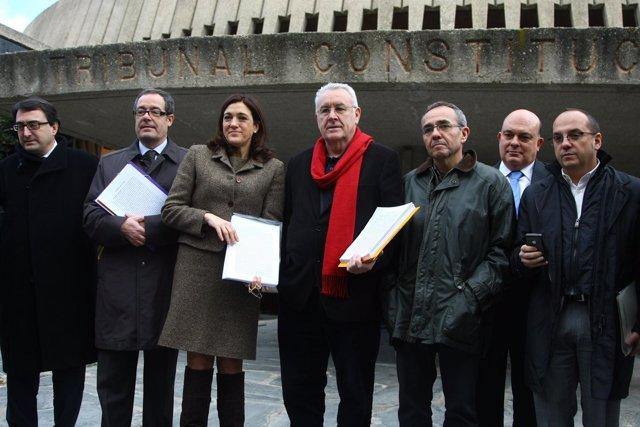 PSOE, CiU, Izquierda Plural, UPyD y PNV recurren por revalorización de pensiones