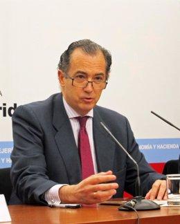 Ossorio en la presentación de resultados del Plan de lucha contra el fraude 2012