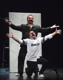 Actores De 'Criados Y Bufones'