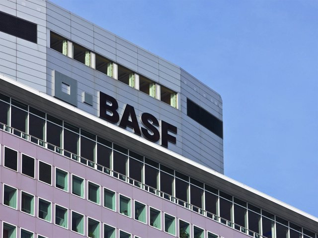 Sede de Basf en Alemania
