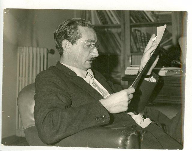 El Escritor Valenciano Joan Fuster