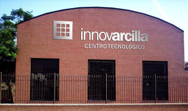 Sede de Innovarcilla en Bailén (Jaén).