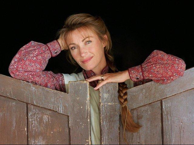 Jane Seymour en 'La doctora Quinn'