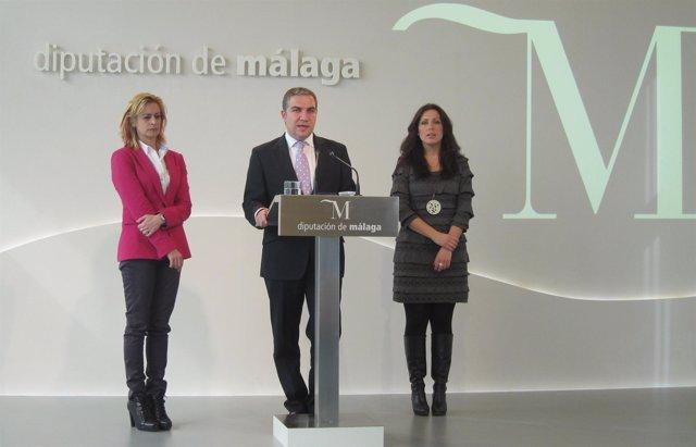 Presentación III Bienal de Arte Flamenco de Málaga