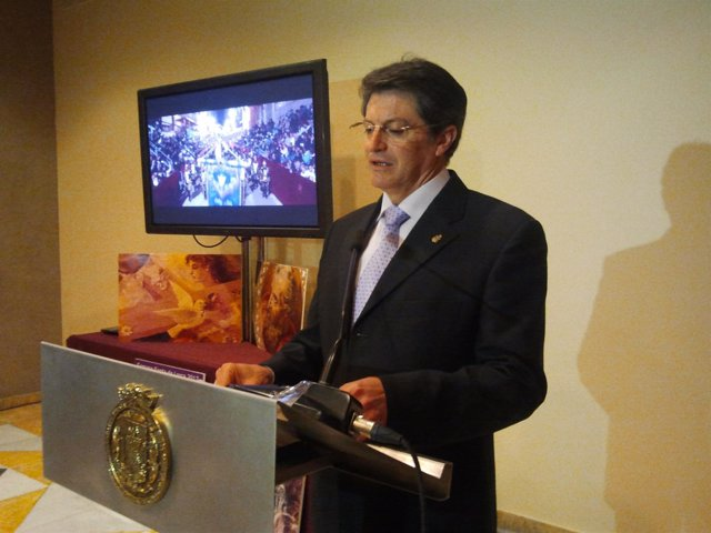 El alcalde de Lorca, Francisco Jódar.