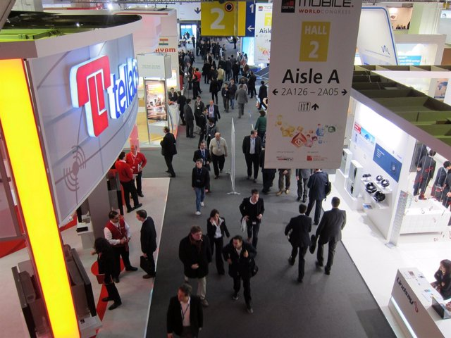 Mobile World Congress (MWC) De Barcelona