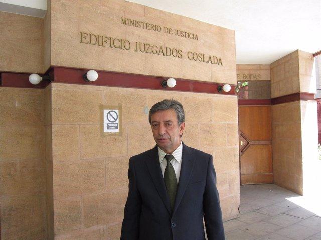 Isidro González, gerente de `Detectives Almirante´