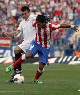 El Sevilla y el Atlético se ven las caras en Copa del Rey