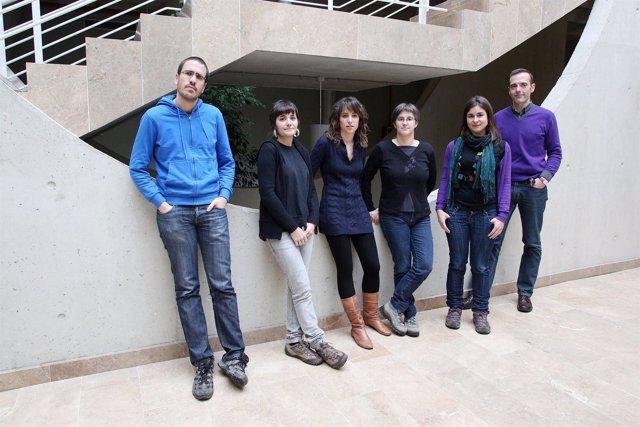 Investigadores de la UPNA en un proyecto sobre violencia contra mujeres.