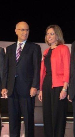 Duran y Chacón, candidatos de CiU y PSC por Barcelona