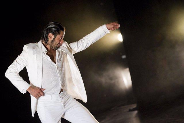Espectáculo De Danza Del Bailarín Rafael Amargo