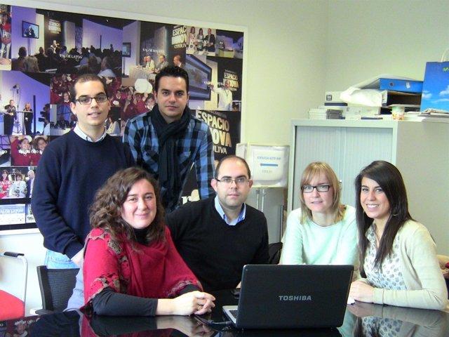 Grupo de investigación de la UJA