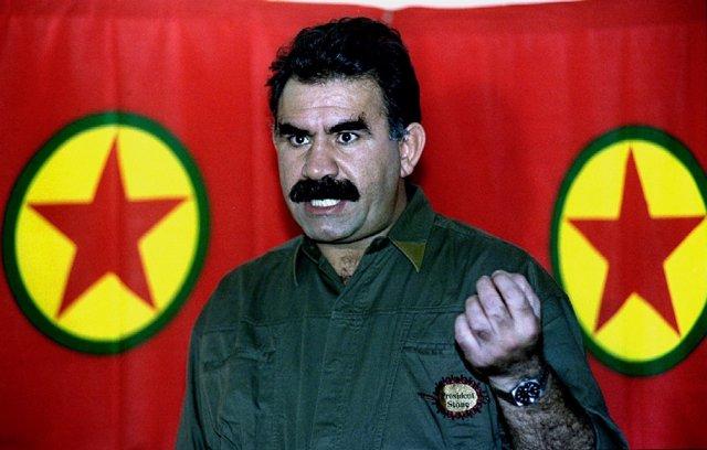 Abdula Ocalán, Líder Del PKK