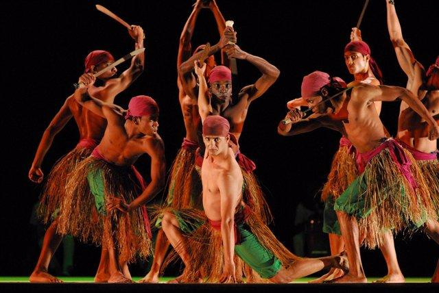 El Ballet Folklórico Nacional de Cuba