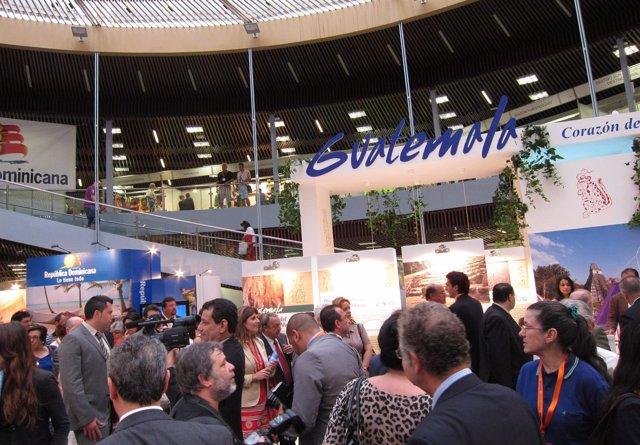 Inauguración De  Euroal 2011