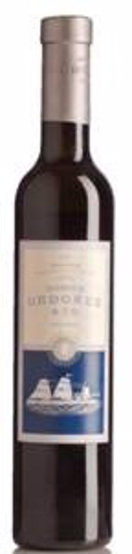 Botella de vino Jorge Ordóñez