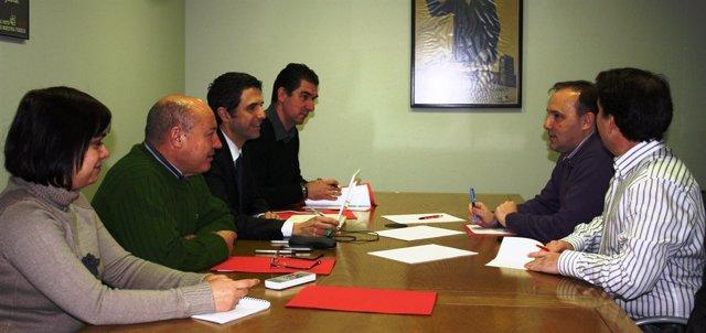 PSOE Y Upyd Alcalá