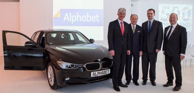 Alphabet gestiona su vehículo número 500.000