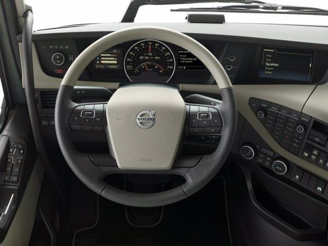 Cabina del Volvo FH