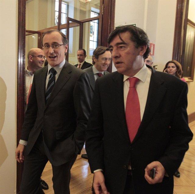 José Antonio Bermúdez De Castro Y Alfonso Alonso