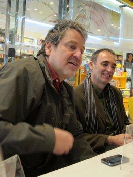 El escritor y periodista Francesc Puigpelat