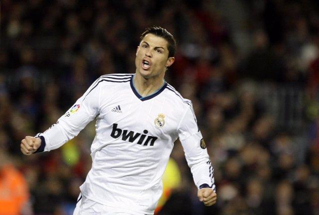 Cristiano Ronaldo tumba al Barça